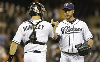 Anthony Bass, Nick Hundley