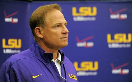 LSU Mathieu Football