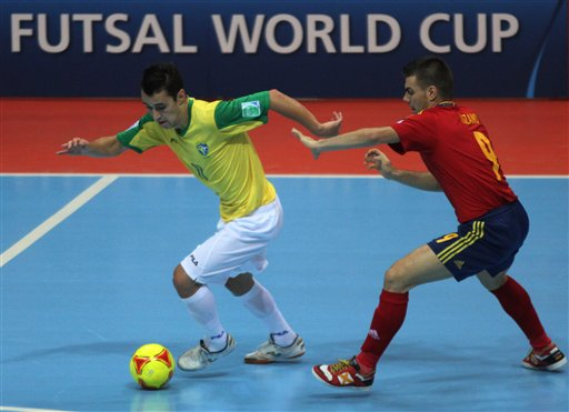 world cup futsal