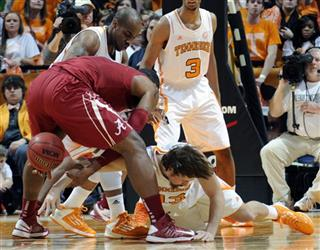 Alabama Tennessee Basketball