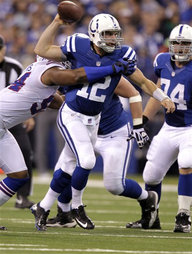 Mario Williams, Andrew Luck