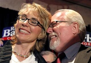 Ron Barber, Gabrielle Giffords