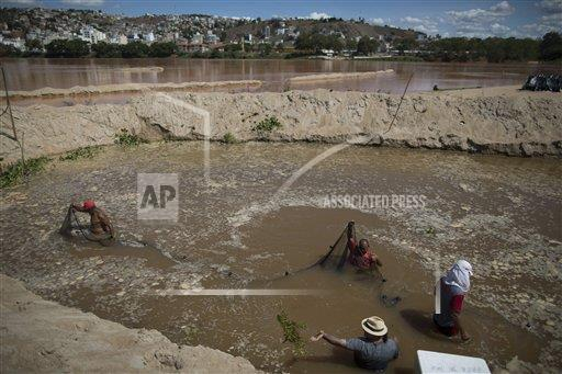 Brazil Dam Burst Photo Gallery