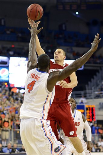 Patric Young, Ben Brust