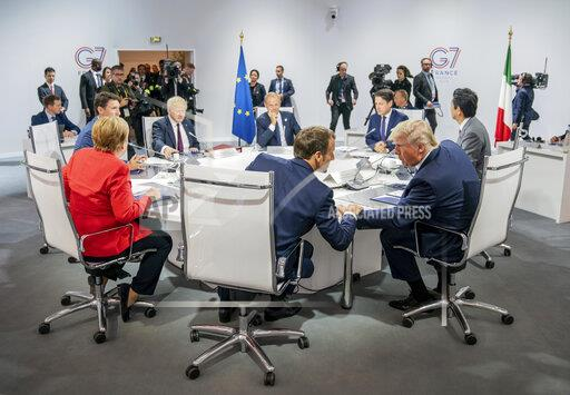 G7 Summit in France
