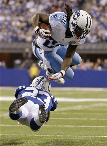 Vontae Davis,, Chris Johnson
