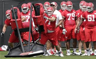 Chiefs Camp Footbal