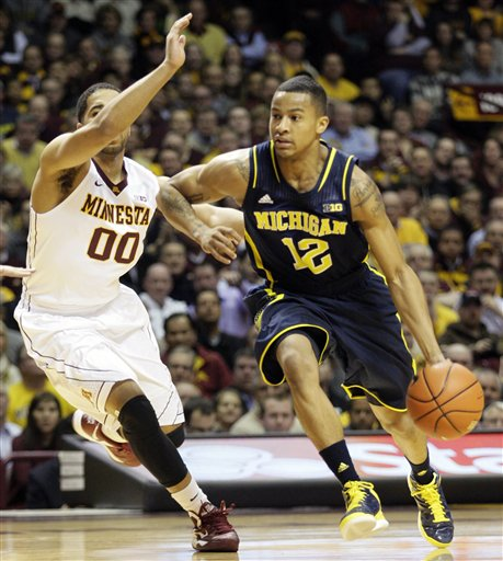 Trey Burke, Julian Welch