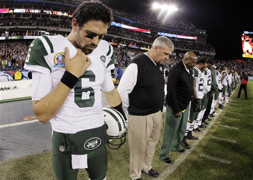 Rex Ryan, Mark Sanchez