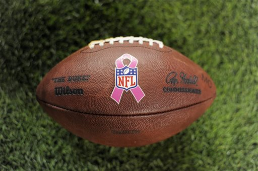 NFL Recognizing Women Football