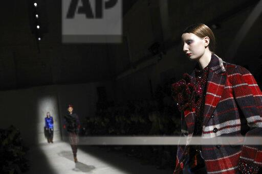 Paris Fashion F/W 2020/21 Dries van Noten