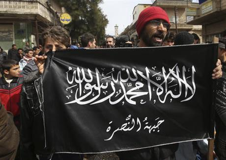 Syria Rebel Infighting