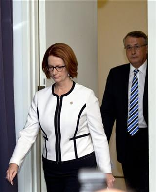 Julia Gillard, Wayne Swan