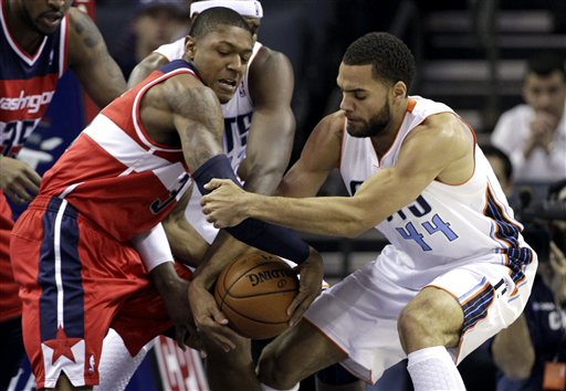 Jeffery Taylor, Bradley Beal