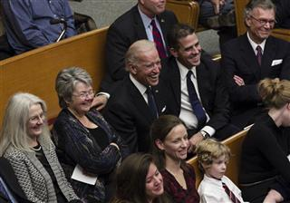 Tom Daschle, Hunter Biden, Joe Biden, Ann McGovern, Susan Rowen