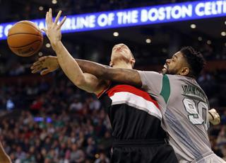 Amir Johnson, Mason Plumlee
