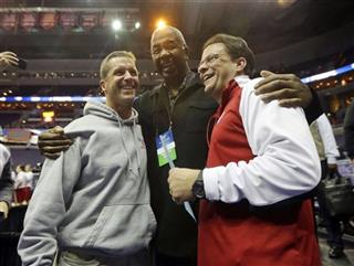 John Thompson, John Harbaugh, Tom Crean