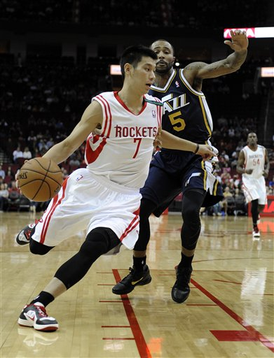 Jeremy Lin, Mo Williams