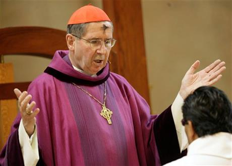 Cardinal Roger Mahony