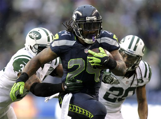 Marshawn Lynch, Kyle Wilson