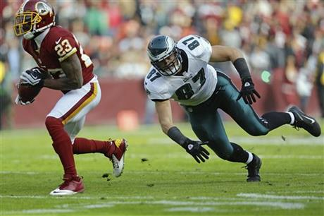 DeAngelo Hall, Brent Celek