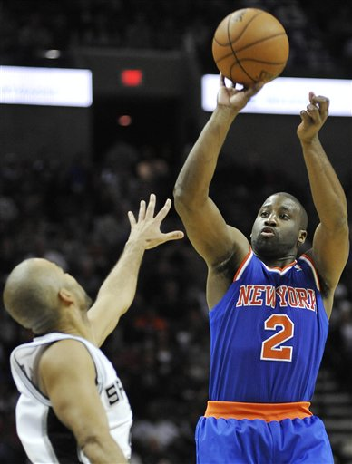 Tony Parker, Raymond Felton