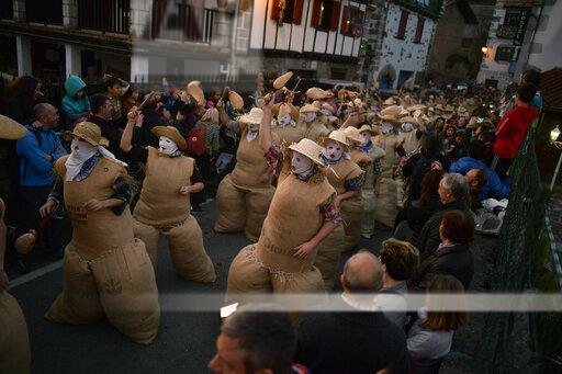 Spain Carnival Photo Gallery