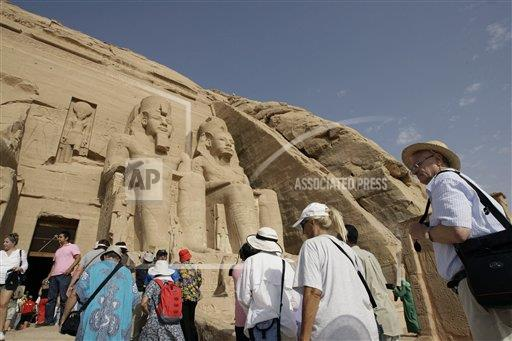 Mideast Egypt Kidnapped Tourists