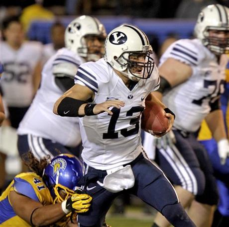 BYU San Jose St Football