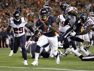 Texans Broncos Football