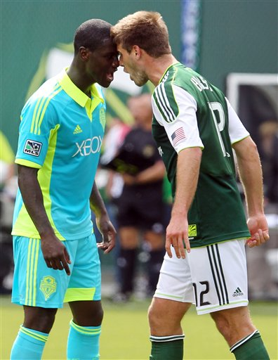 Eddie Johnson, David Horst