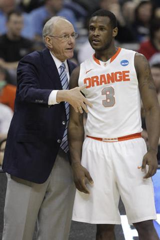Jim Boeheim, Dion Waiters