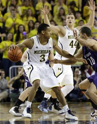 Mike Turner, Trey Burke