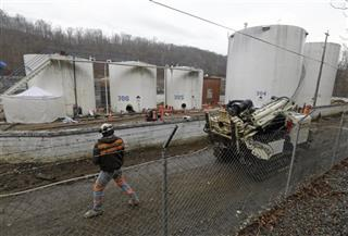 Chemical Spill West Virginia
