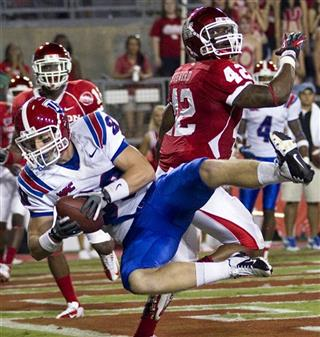 Louisiana Tech Houston Football