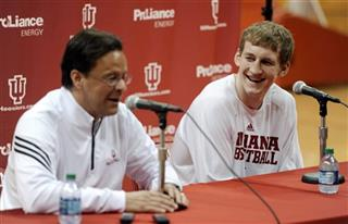 Indiana Zeller Basketball