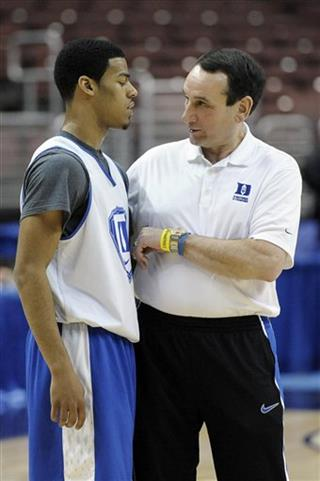 Quinn Cook, Mike Krzyzewski