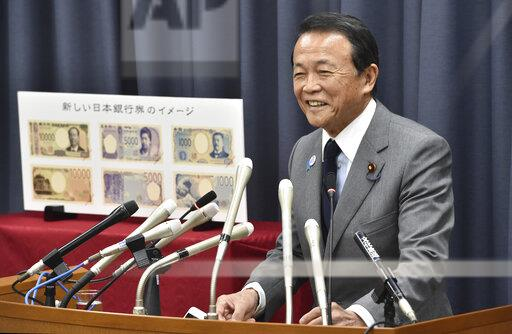 Japan to renew paper-money