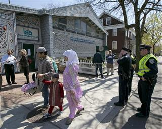 Boston Marathon US Muslims