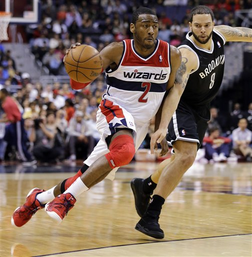 John Wall, Deron Williams