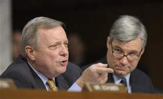 Richard Durbin, Sheldon Whitehouse
