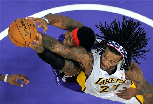 James Johnson, Jordan Hill