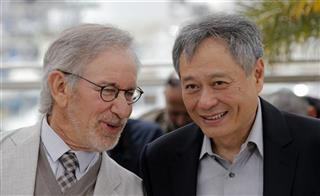 Ang Lee, Steven Spielberg