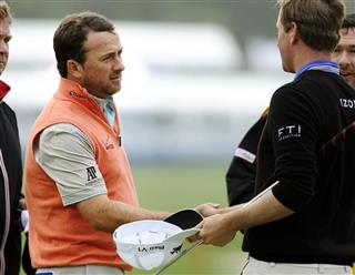 Graeme McDowell, Webb Simpson