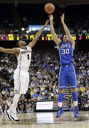 Seth Curry, Madison Jones