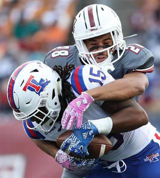 Louisiana Tech Massachusetts Football