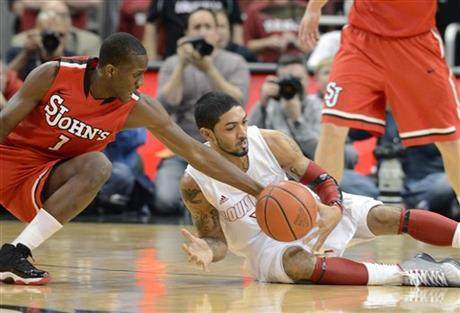 Phil Greene IV, Peyton Siva
