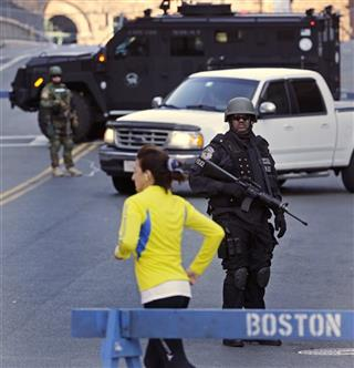 APTOPIX Boston Marathon Explosions