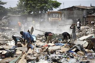 Nigeria-Demolishing The Poor