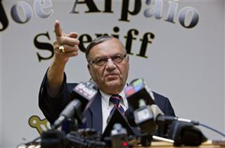 Sheriff Joe and Federal Case